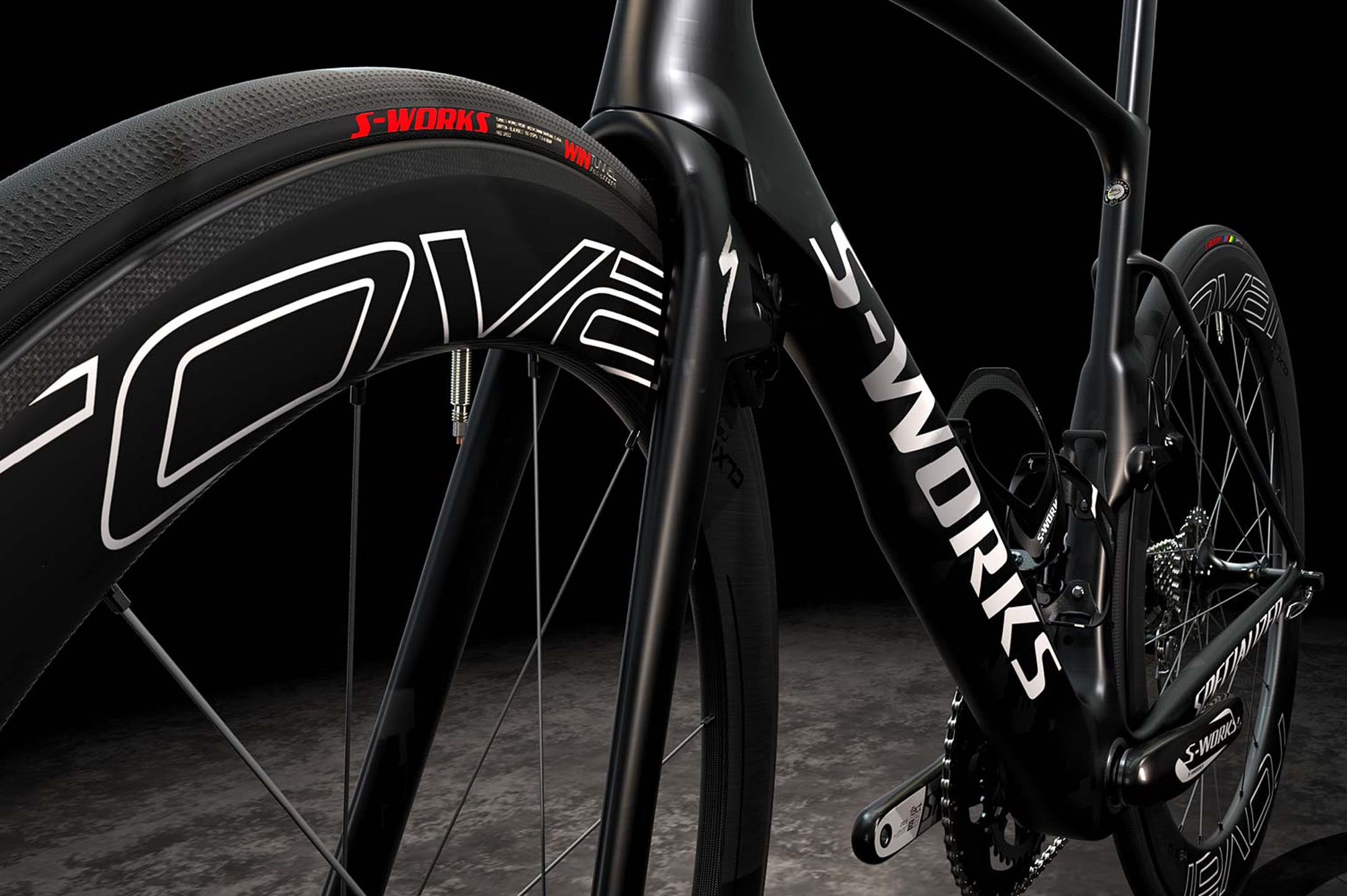 Specialized Venge ViAS Close Up