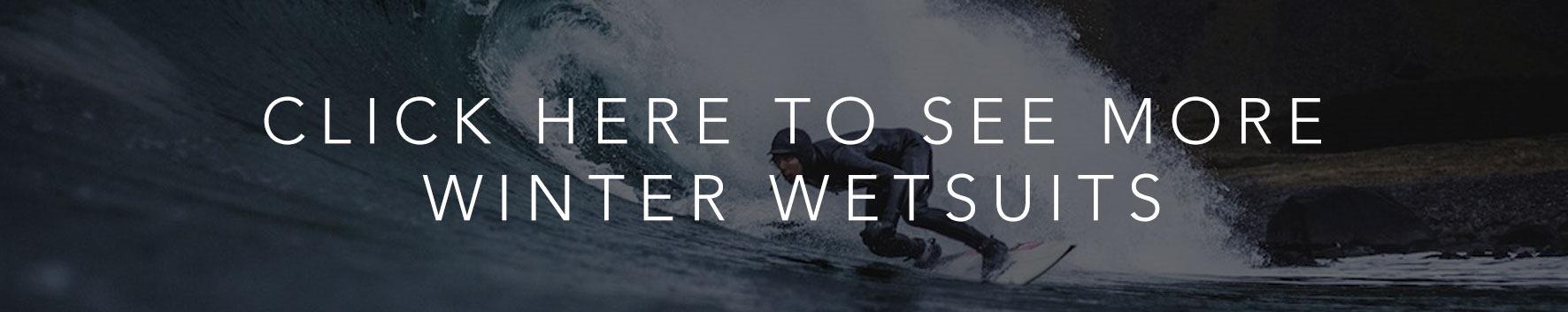 winter wetsuits from secret spot surf shop