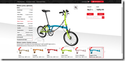 Build your own Brompton