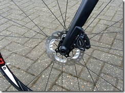 Flat mount Disc-brakes