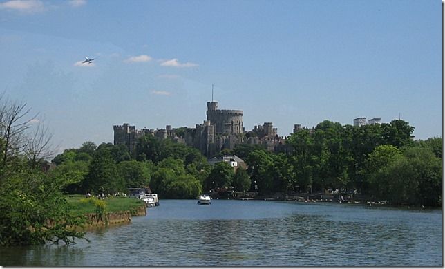 Thames & Windsor castle