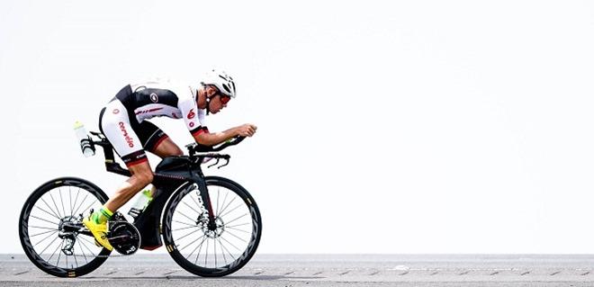 Freddie Van Lierde - Iron Man Winner