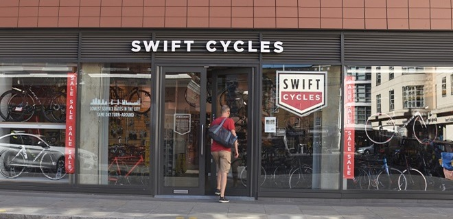 Swift Cycles - 2016 - Blog