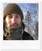 Me with frozen beard