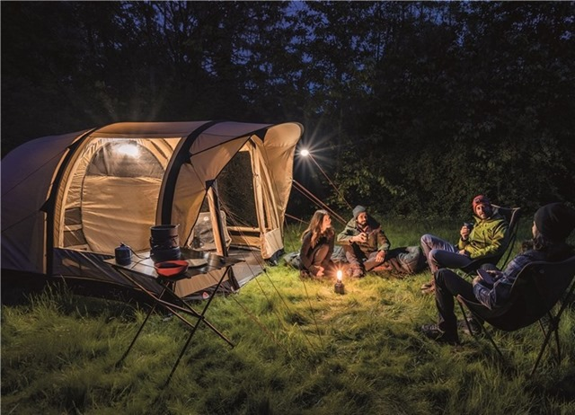 RObens Tent