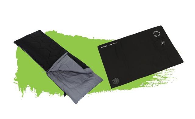 Radiate Mat and bag