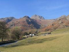Langdale run