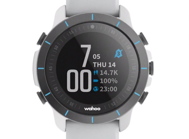 colourful display smart sports watch