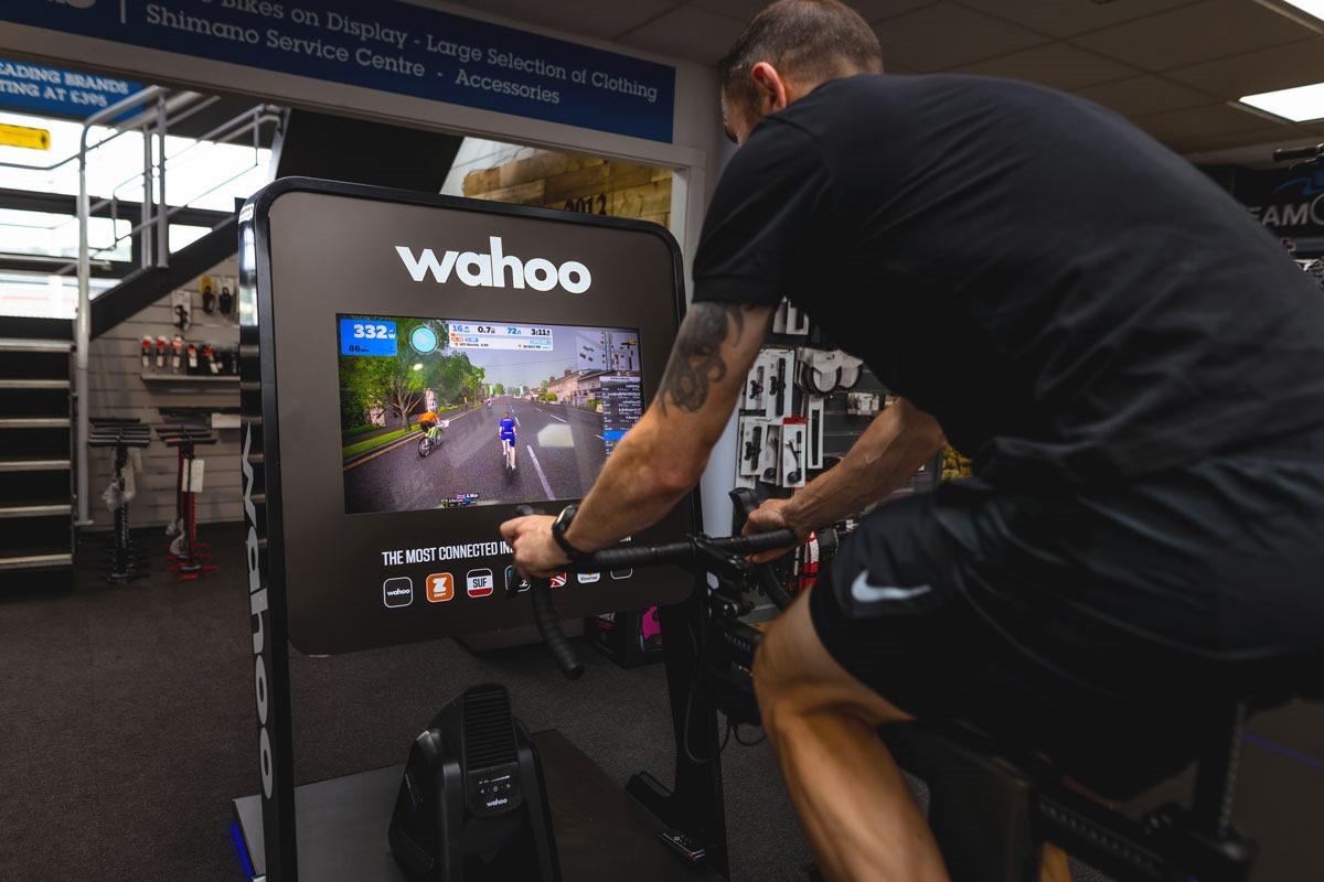wahoo Indoor Training
