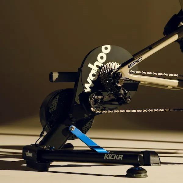 kickr smart trainer indoor cycling