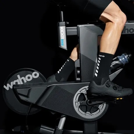 Smart bike trainer ride feel