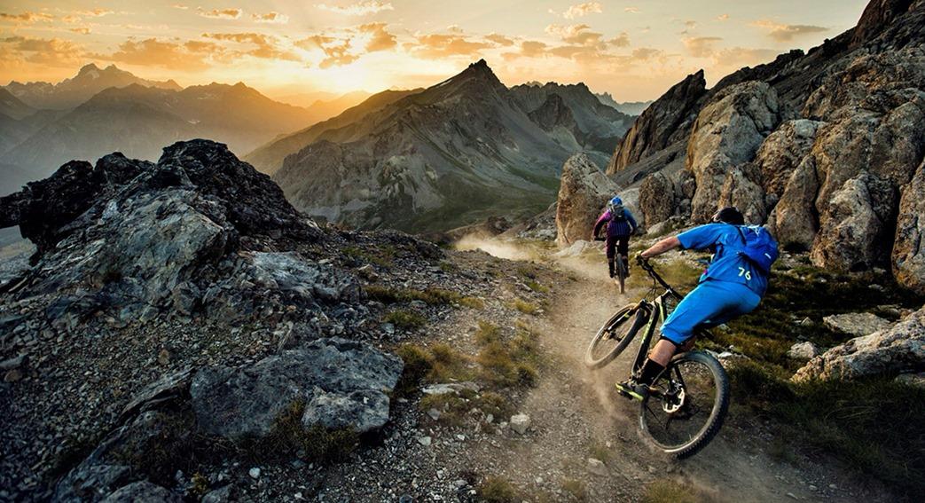 Cylce scheme mountain bikes