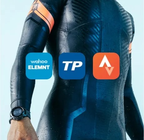 elemnt rival smart sports watch apps