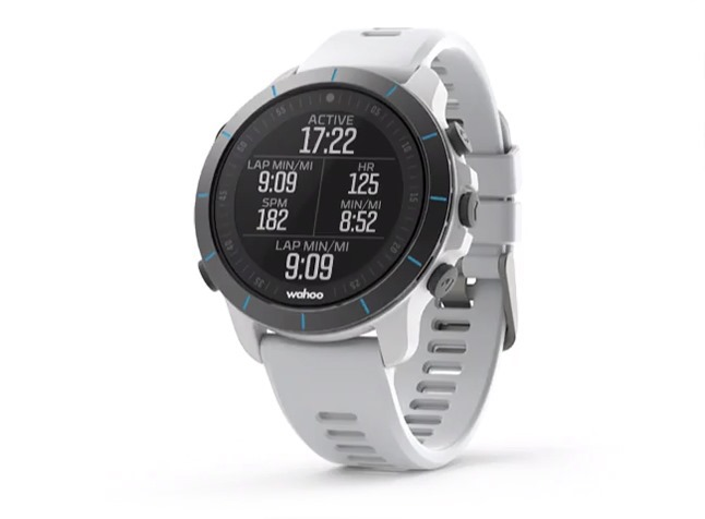 target focus with wahoo gps sports watch