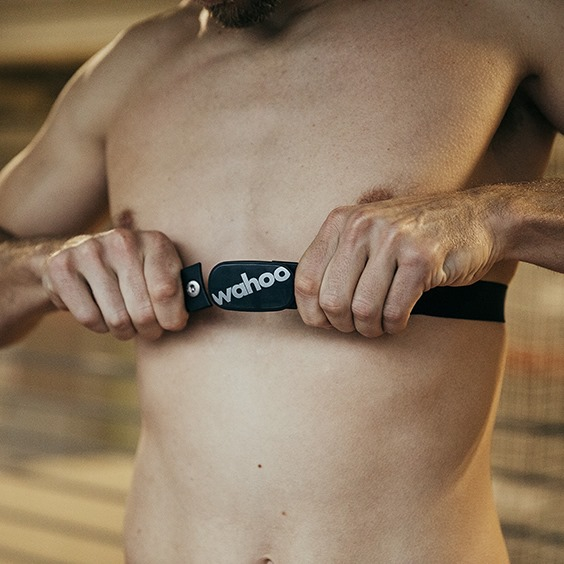 comofort and convenience of wahoo tickr heart rate monitor