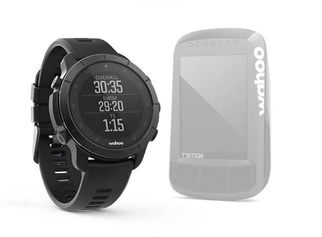 multisport handover wahoo smart watch