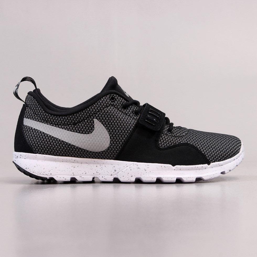Nike SB Trainerendor Black Silver