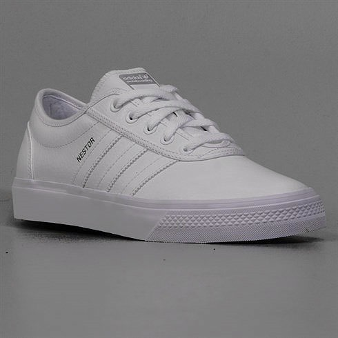 a9a8b1e3737535 Nestor Approved! All White Adidas Adi Ease Shoes Running White