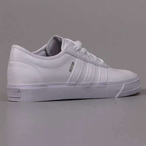 Adidas Adi Ease Shoes Running White Clear Grey
