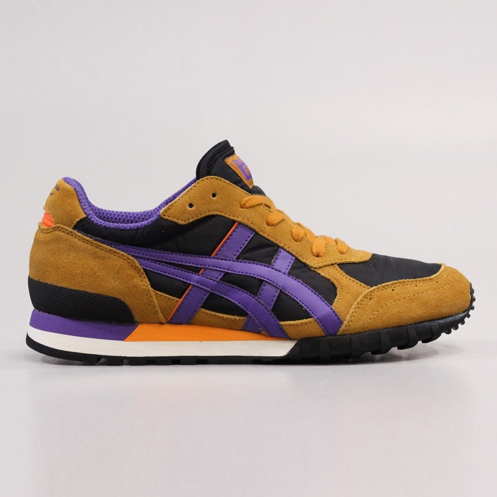 Asics Onitsuka Tiger Colorado Eighty Five Shoes Black Ultra Violet