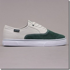 huf mateo low green
