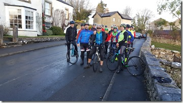 WEEKLY RIDES group outing